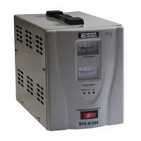 Стабилизатор напряжения SVC-N-500 0,5 кВА сервоприводный переносной, АСКО-УКРЕМ