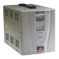 Стабилизатор напряжения SVC-N-1000 1 кВА сервоприводный переносной, АСКО-УКРЕМ