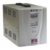 Стабилизатор напряжения SVC-N-1500 1,5 кВА сервоприводный переносной, АСКО-УКРЕМ
