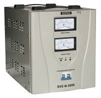Стабилизатор напряжения SVC-N-3000 3 кВА сервоприводный переносной, АСКО-УКРЕМ