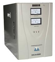Стабилизатор напряжения SVC-N-5000 5 кВА сервоприводный переносной, АСКО-УКРЕМ