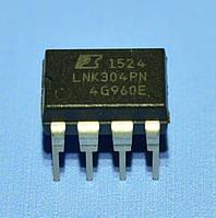 Микросхема LNK304PN  dip7  PI