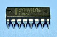 Микросхема MAX3232CPE  dip-16  Maxim