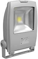 Прожектор СДО03-50 (50 Вт) светодиодный (LED, чип COB) серый IP65, IEK