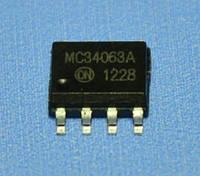 Микросхема MC34063DR2G(A)  so8  ON