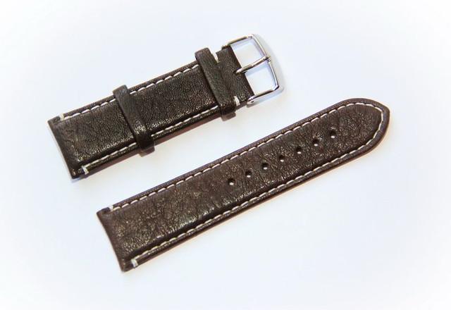 Ремешки для часов из натуральной кожи Bros