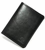Обложка для паспорта Grande Pelle кожа
