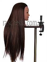 Голова для причесок с длинными волосами