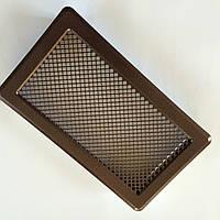 Решетка вентиляционная (антик мідь) К4 195x335 (165x300), фото 1