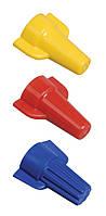 Соединительный изолирующий зажим СИЗ-2 5,0-15,0 мм² красный (упаковка 5 шт.), IEK
