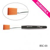 Кисть для нанесения маски и крема BSC-02