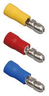 Разъем РшИп 1,25-4 штекер (папа) 0,5-1,5 мм² (упаковка 20 шт.), IEK