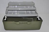 Ящик для рыбалки 3-полочный Aquatech 1703