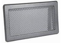 Решетка вентиляционная (антик срібло) К4 195x335 (165x300)