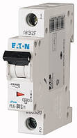 Автоматический выключатель PL6-B13/1 1P 13 А х-ка B, Eaton (Moeller)