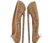 Самые дорогие туфли в мире .