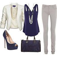 Базовый женский гардероб: топ-10 вещей