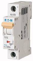 Автоматический выключатель PL7-C13/1 1P 13 А х-ка C, Eaton (Moeller)