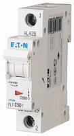 Автоматический выключатель PL7-C50/1 1P 50 А х-ка C, Eaton (Moeller), фото 1