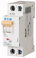 Автоматический выключатель PL7-C13/1N 1P+N 13 А х-ка C, Eaton (Moeller)