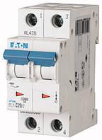 Автоматический выключатель PL7-C20/2 2P 20 А х-ка C, Eaton (Moeller), фото 1