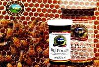 Пыльца  пчелиная - Bee Pollen NSP. Содержит 18 аминокислот, 16 витаминов, 18 минералов, 28 микроэлементов