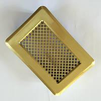 Вентиляционная решетка К 1 (латунь) 135x195 (105х165)