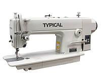TYPICAL GC6150MD  Прямострочная Промышленная швейная машина для средних и легких тканей