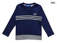 Кофта Adidas для мальчика. 100, 110, 120, 130, 140 см