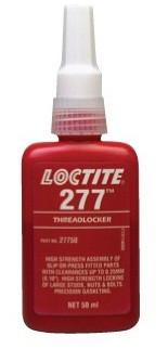 Loctite 277 высокопрочный фиксатор резьбы высокой вязкости для крупной резьбы (50ml)