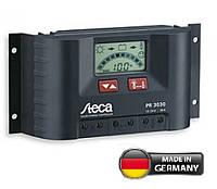 Контроллер заряда Steca PR 3030 (30А, 12В/24В), для солнечных батарей.