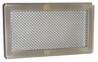 Решетка вентиляционная (хром. шл.) К4 195x335 (165x300)