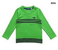 Кофта Adidas для мальчика. 100, 110, 130, 140 см