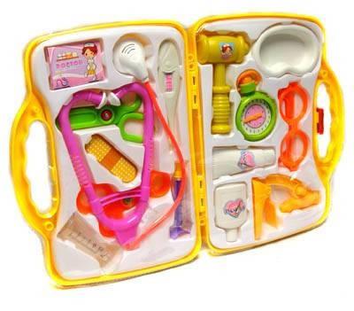 """Детский игровой набор """"Доктор"""" в чемоданчике  840-1, фото 2"""