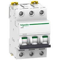 Автоматический выключатель iC60N 3P 40 А хар-ка C, Schneider Electric, фото 1