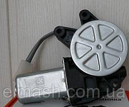 Моторедуктор склопідіймача ВАЗ 2110 правий (квадрат) 12В, 30Вт <ДК>