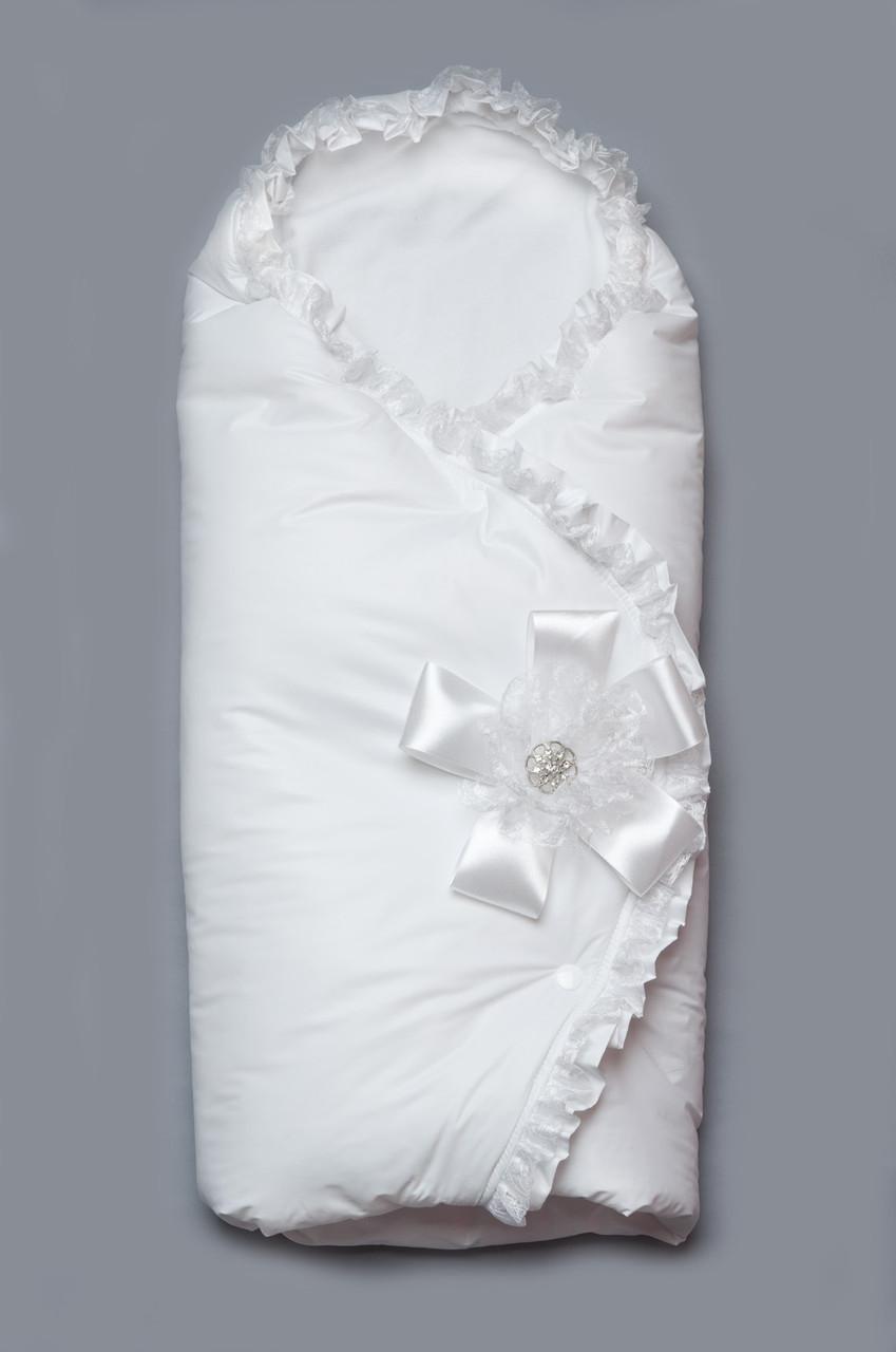 """Детский конверт-одеяло """"Сказка"""" весенний"""