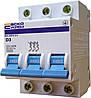 Автоматический выключатель ВА-2006 3P 3 А хар-ка D, АСКО-УКРЕМ