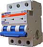Автоматический выключатель ВА-2010-S 3P 40 А хар-ка C, АСКО-УКРЕМ