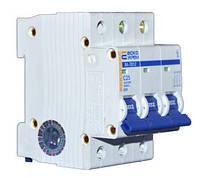 Автоматический выключатель ВА-2012 3P 10 А хар-ка C, АСКО-УКРЕМ, фото 1