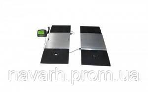 Автомобильные подкладные весы АВТО М3 700х430х30