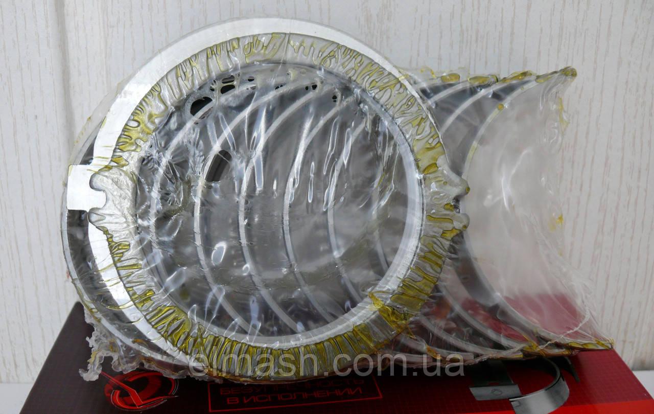 Вкладыши коренные СТ ГАЗ 53 с комплектом колец осевого смещения фирменная упаковка (пр-во ЗМЗ)