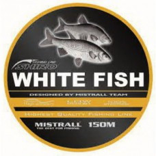 Леска Mistrall SHIRO WHITE FISH 0.28 150M