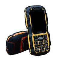 Двухстандартый телефон Sonim Discovery A12 yellow CDMA+GSM