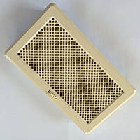 Каминная решетка кремовая с жалюзями Кz5 195x485 (165x455)