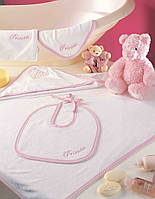 ТАС НАБОР BABY TOWEL SETS PRINCESS РОЗОВЫЙ