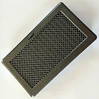Каминная решетка с жалюзями (антик срібло) Кz5 195x485 (165x455), фото 1