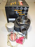 Цилиндр+поршень Yamaha Jog  2JA, BWS 50 cc