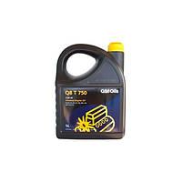 Масло моторное 15w40 (Q8 T 750) (API: CI-4/SL) (ACEA:A3/B3/B4/E3/E5/E7)