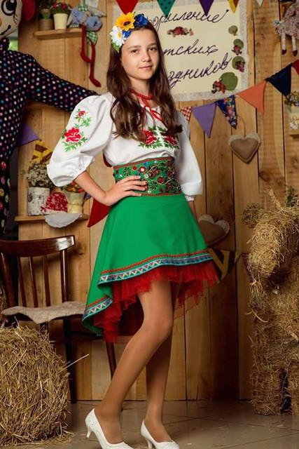 Украинская одежда (женская)